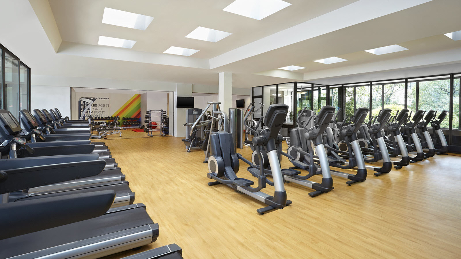Hotel Features | Fitness Centre