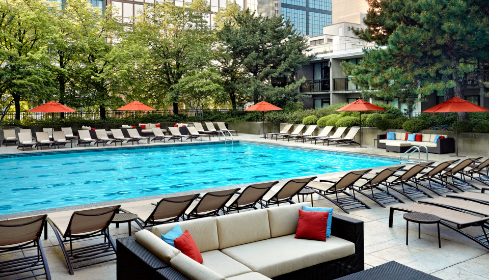 Hotel Features | Hotel Pool